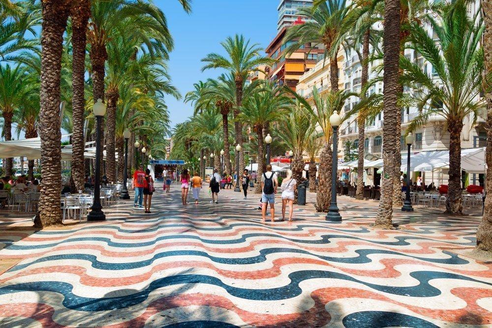 Corso di lingua in Spagna Alicante